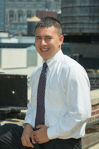 David Chen<br>Accounting Associate